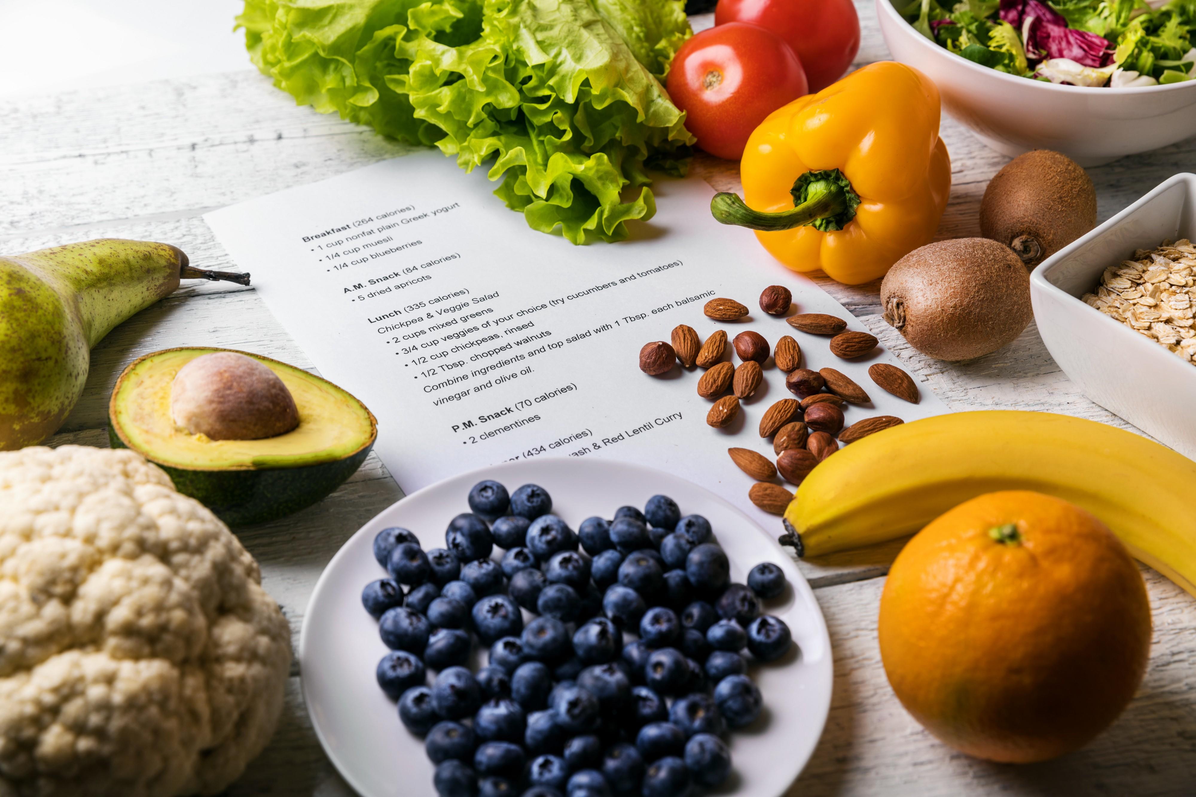 Makkelijk dieet