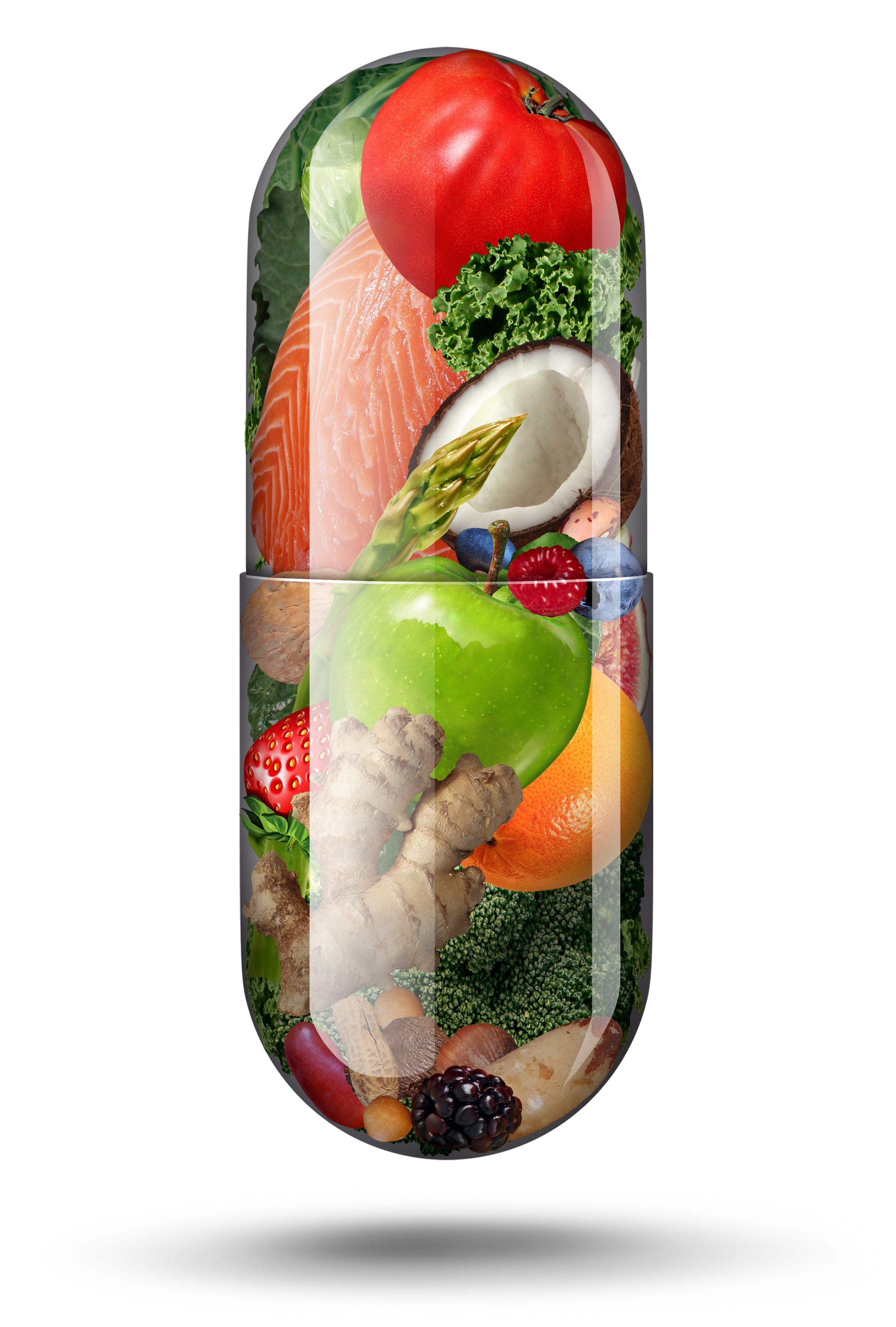 Voeding als je medicijn, een gezonde geest in een gezond lichaam