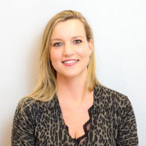 Jennifer van de Pol is afgevallen bij Nederland Slank