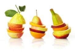 appel peer banaan salade winter recept nederlandslank