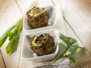 Vegetarisch recept afval recept