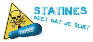 Statines, weet wat je slikt!
