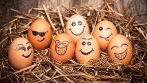 eieren zorgen niet voor een hoog cholesterol