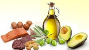 gezonde vetten - caloriearm dieet