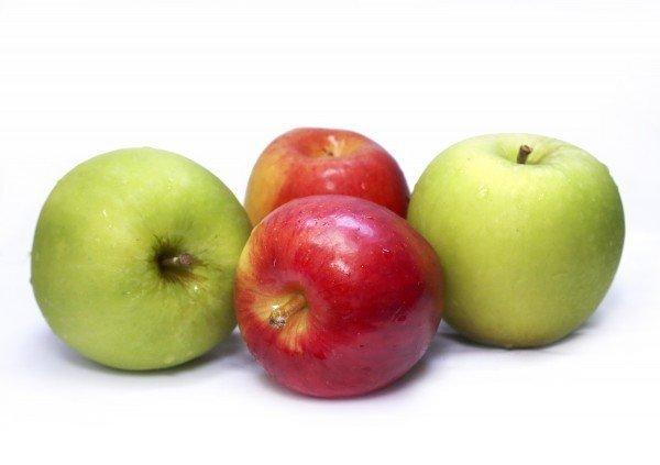 is een appel gezond