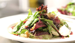 kabeljouw salade