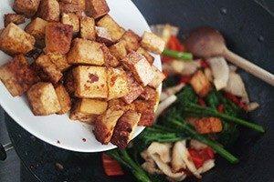 knapperige-tofu - kookworkshop