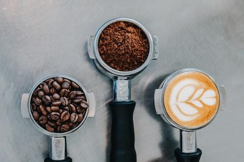 koffie en afvallen