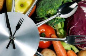 3 maaltijden per dag