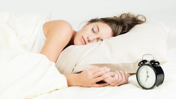 nachtrust is erg belangrijk voor je lichaam
