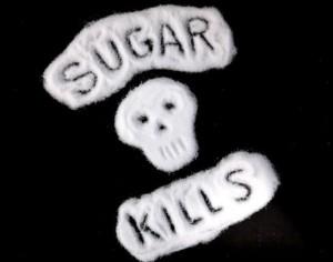 sugar kills - caloriearm dieet