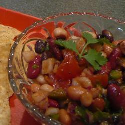 Mexicaanse bonen salade