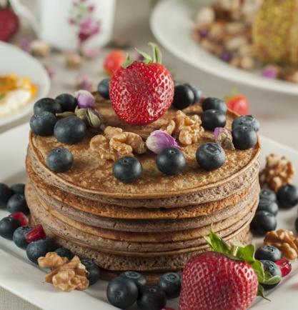gezond eten en afvallen zonder gevaarlijke dieten.