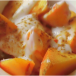 Yoghurt-met-perzik