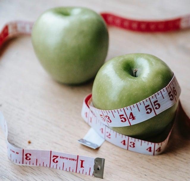 appels en afvallen