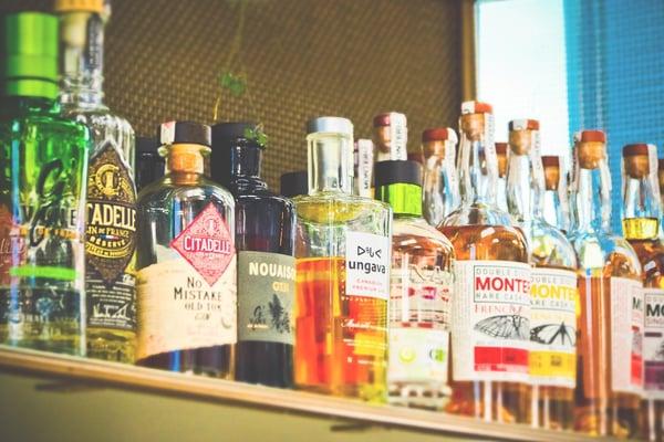 Beperk alcoholinname voor je gezondheid en om verantwoord af te vallen.