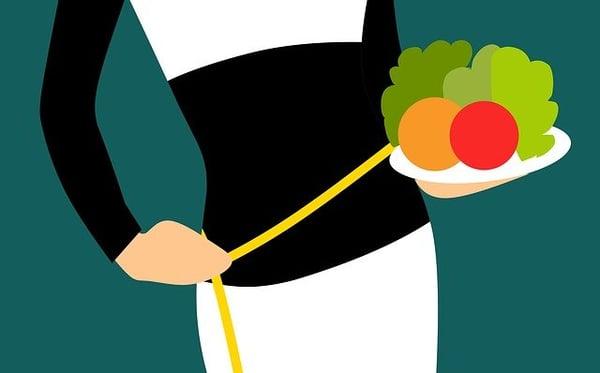 bij veel dieten is het lastig om het hongergevoel te vermijden, met de gezonde voeding kun je je dieet goed volhouden