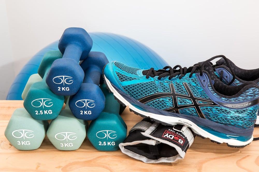 sporten goed om af te vallen?