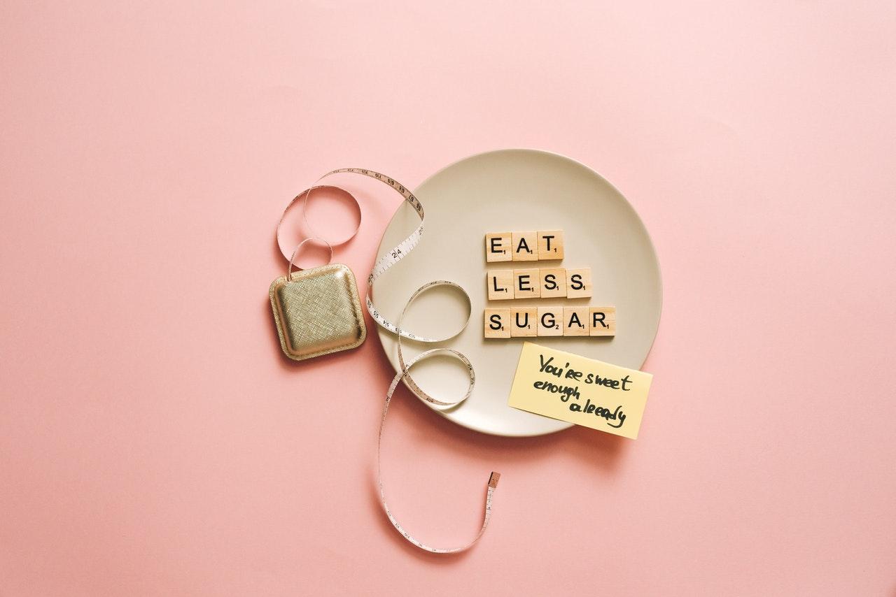 eet minder suiker