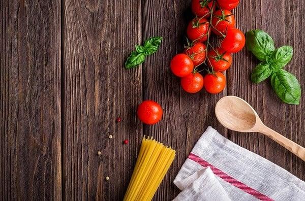 met gezonde voeding krijg je een aangepast voedingspatroon