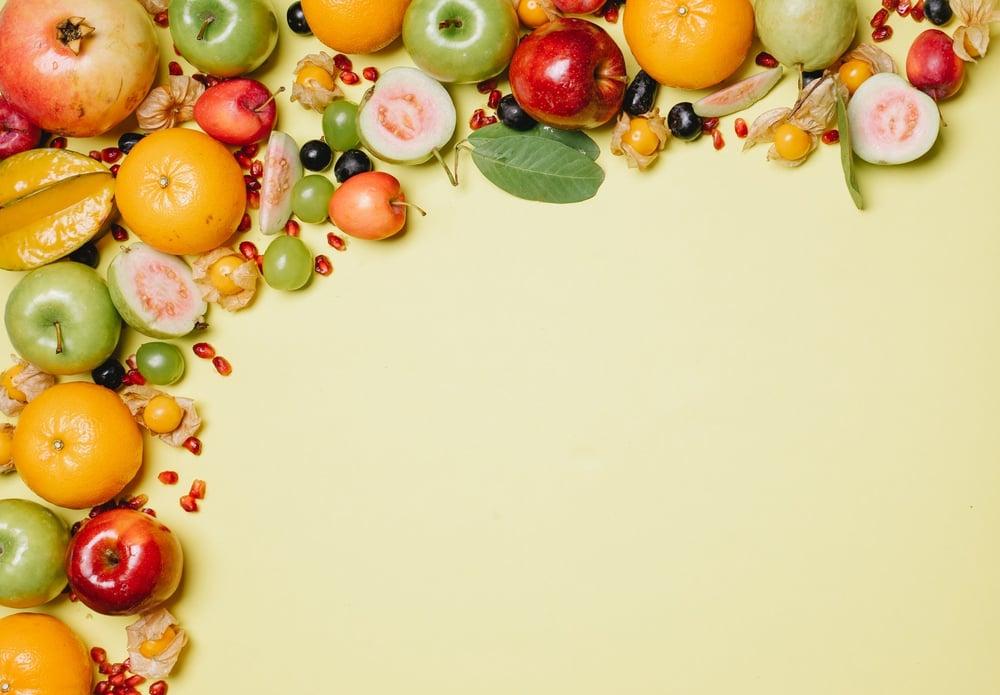 fruit - vitaminen