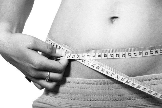 gewichtsverliesafvallen