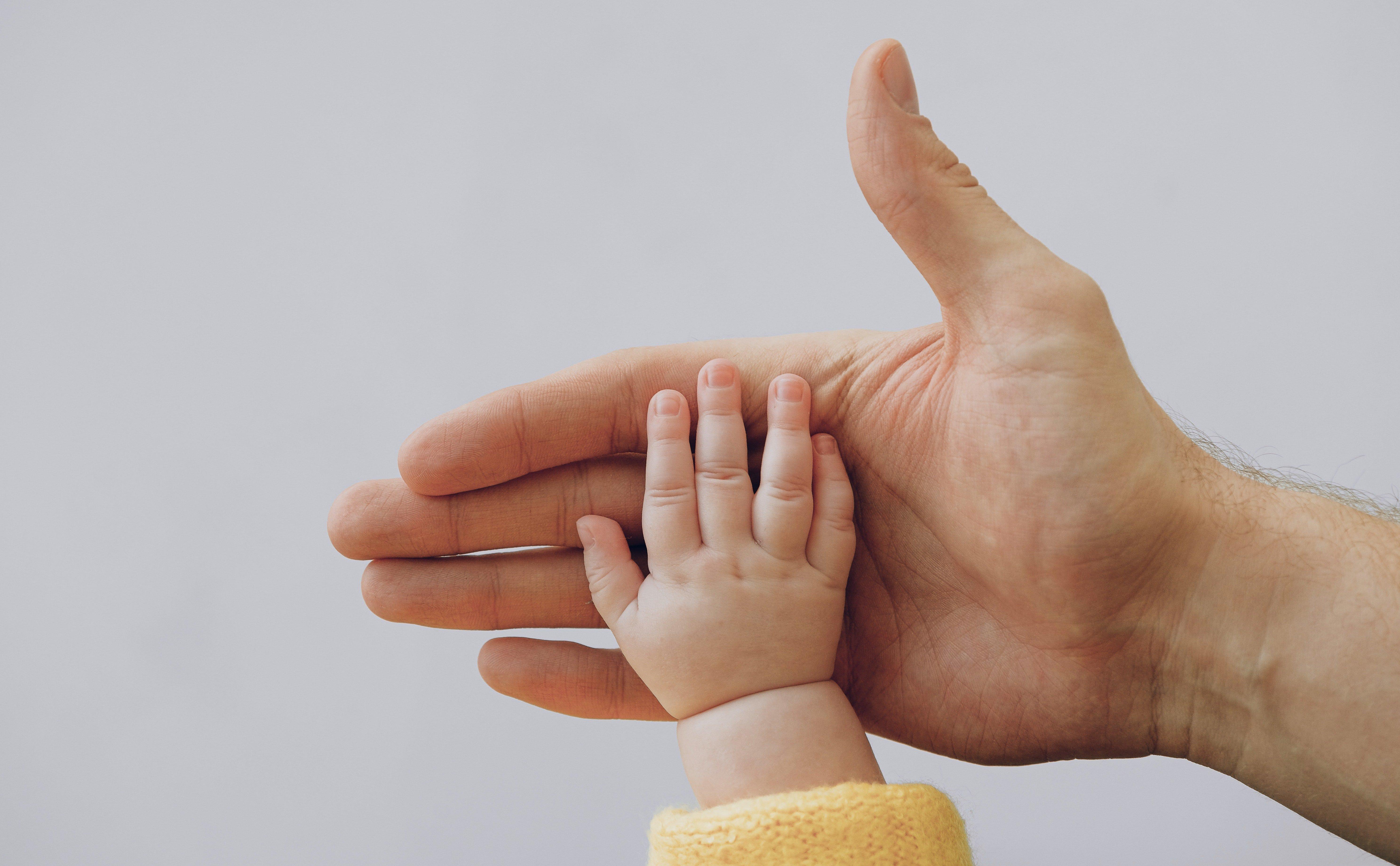 handen leeftijden