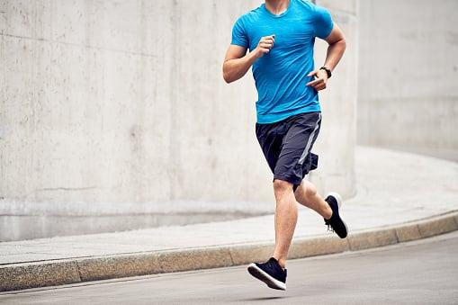 Wandelen of hardlopen?