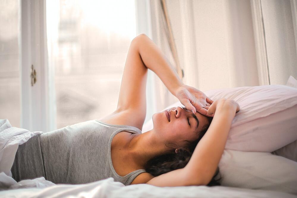 klachten - vermoeidheid en hoofdpijn