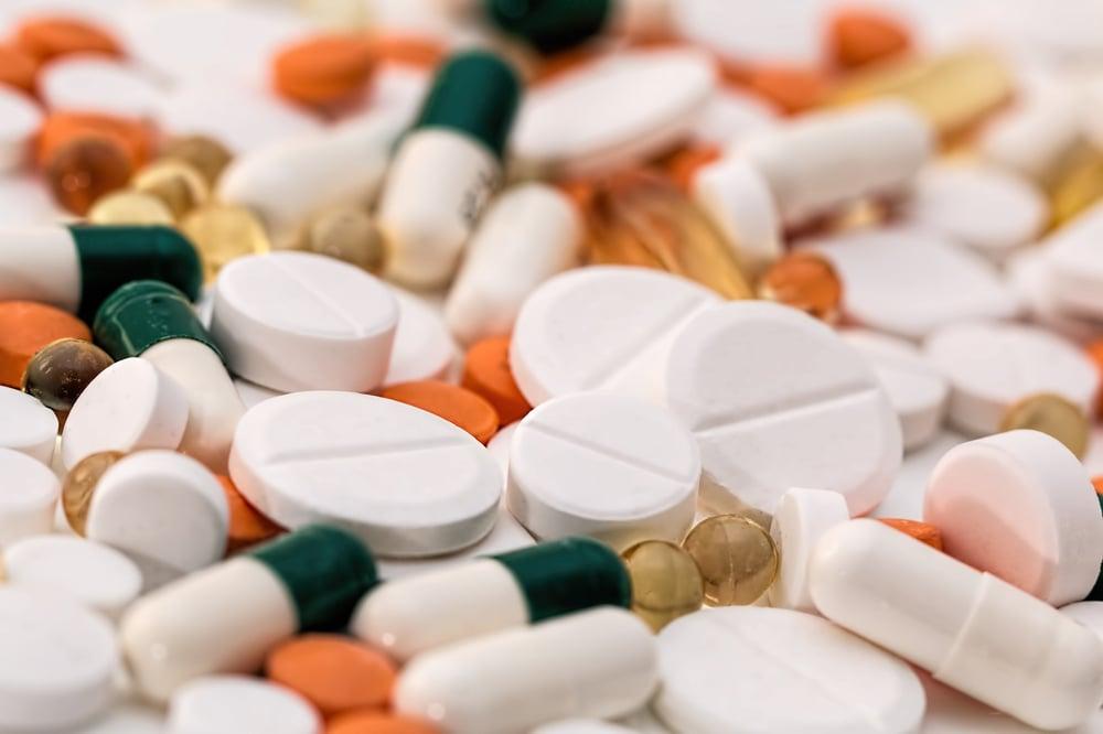 medicijnen en supplementen