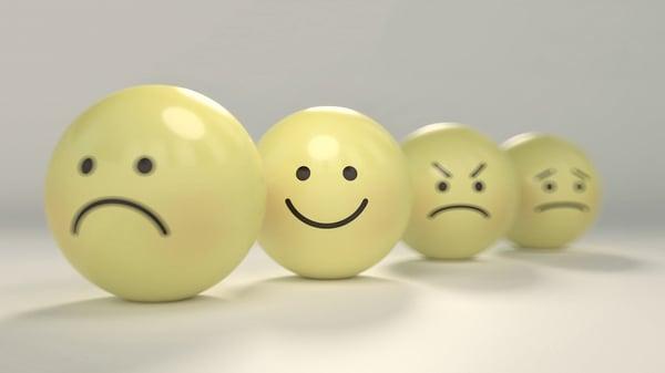 meerdere emoties