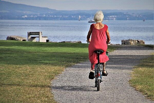 blijf actief door te sporten en te bewegen