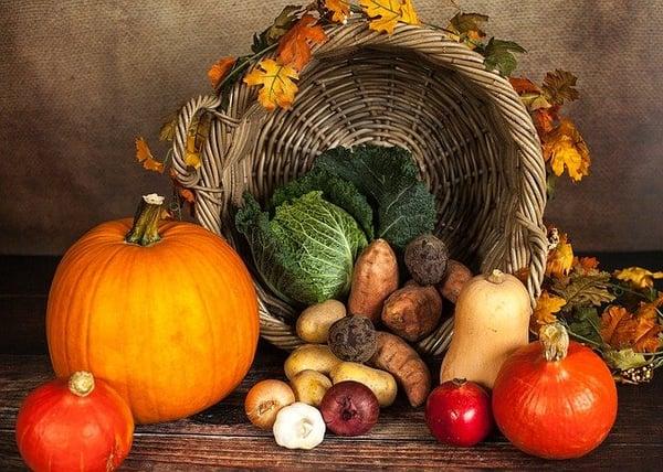 groente en fruit die je goed helpen bij je voedingsheidsplan