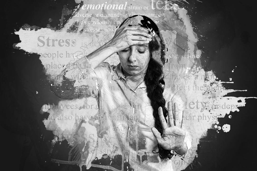 Door stress te verminderen kun je cortisol verlagen en beter afvallen