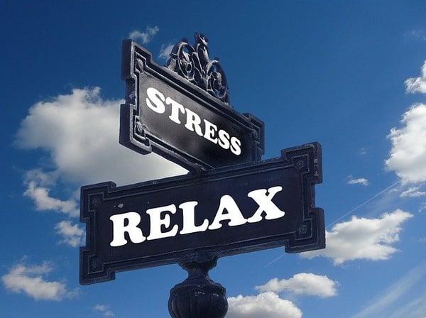 Door stress kom je meer aan dan nodig