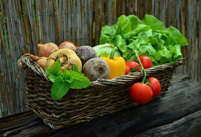 groente, snel en verantwoord afvallen