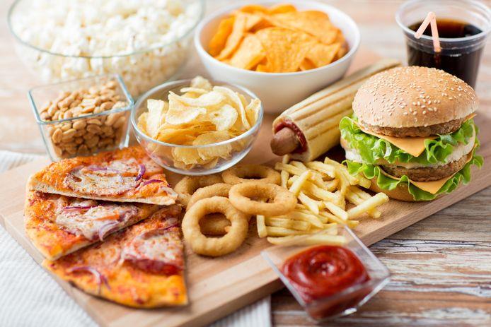 Verslaafd aan voedsel