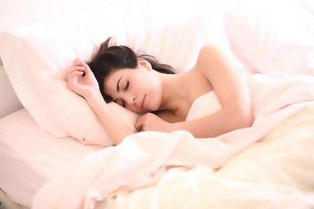 slapen is belangrijk voor een goede gezondheid