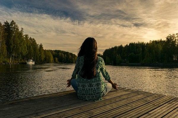 Stresshormonen kun je beïnvloeden met meditatie