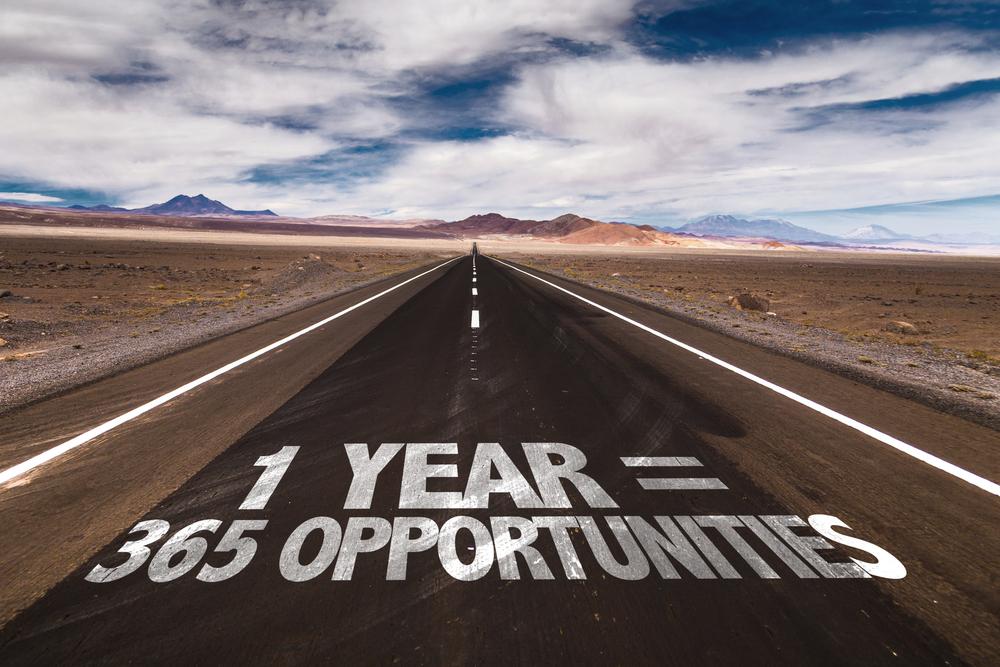 Het nieuwe jaar heeft 365 kansen om je gewoontes te verbeteren